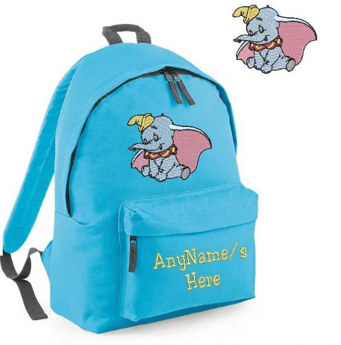 DUMBO Elephant (Rucksack/Backpack with any name